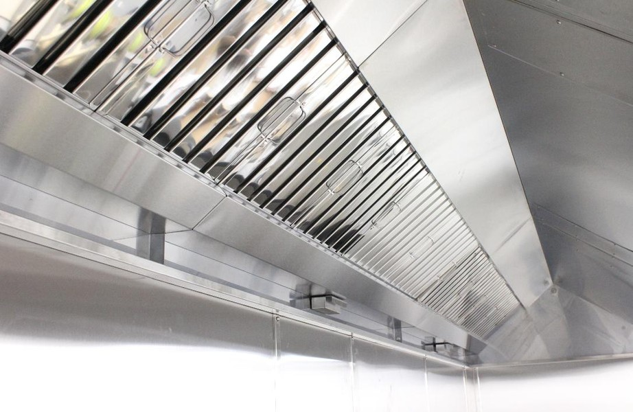 Kitchen Canopies Airfreeze